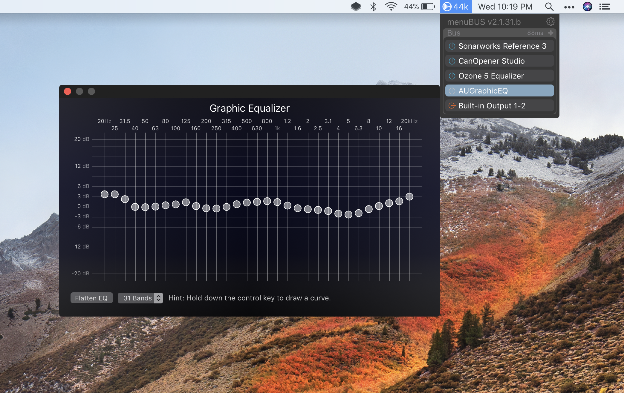 Audio Equalizer For Mac Mojave For Free